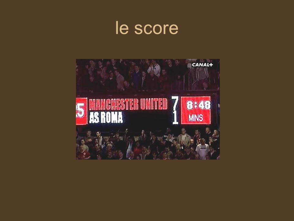le score