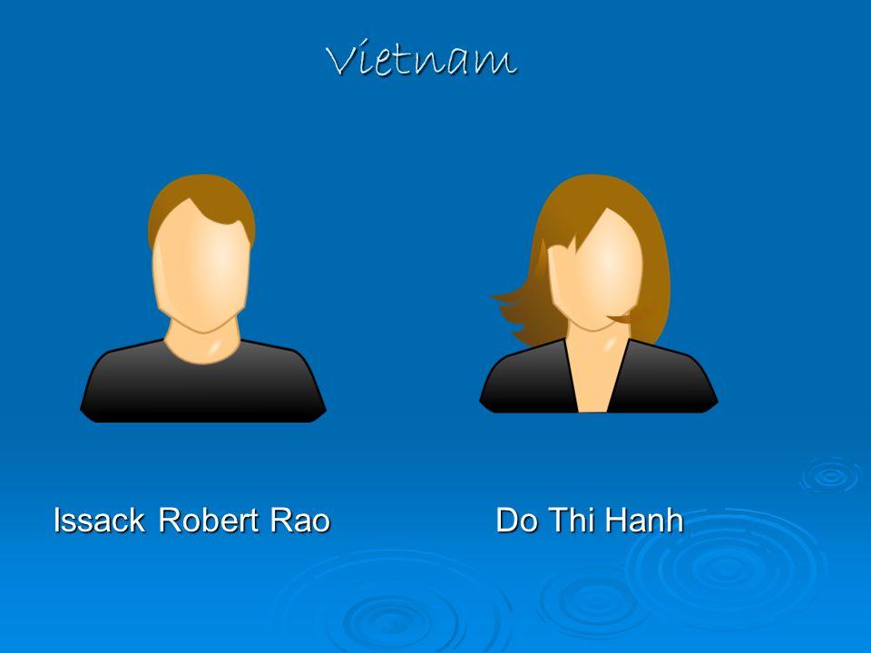 Vietnam Issack Robert Rao Do Thi Hanh