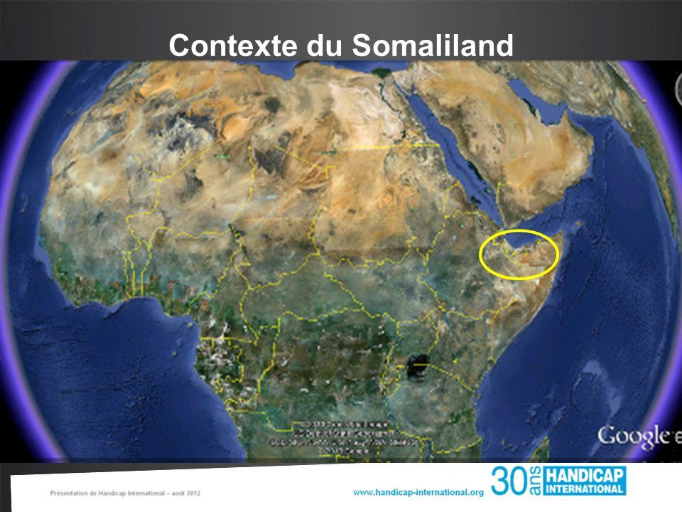Contexte du Somaliland