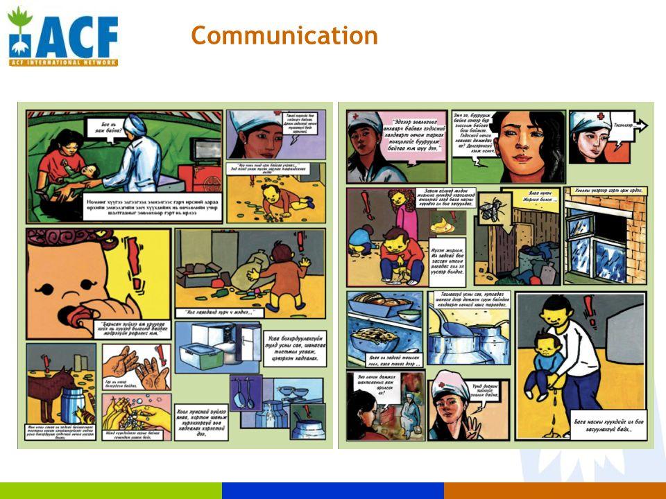 Communication et plaidoyer