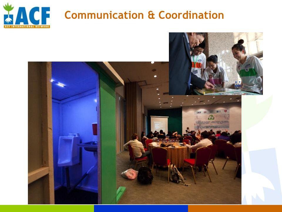 Communication & Coordination