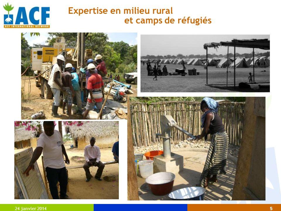 Expertise en milieu rural et camps de réfugiés 24 janvier 20145 Photo Pompe Forage