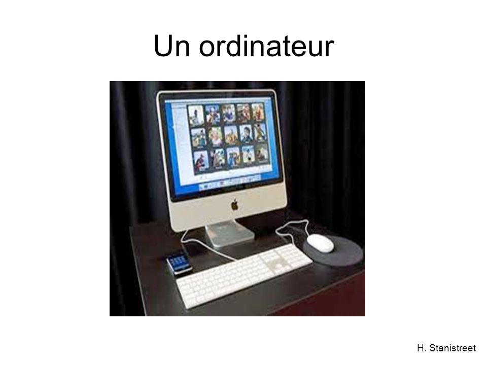 H. Stanistreet Un ordinateur