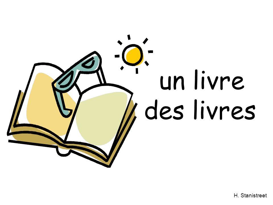 H. Stanistreet un livre des livres