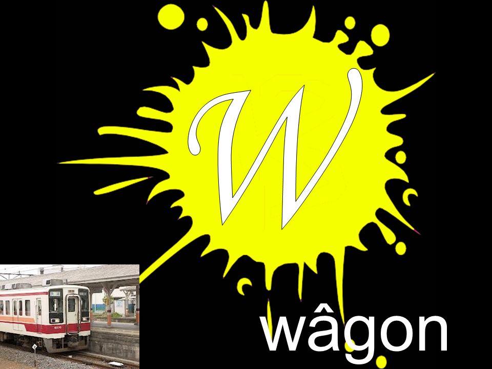 wâgon