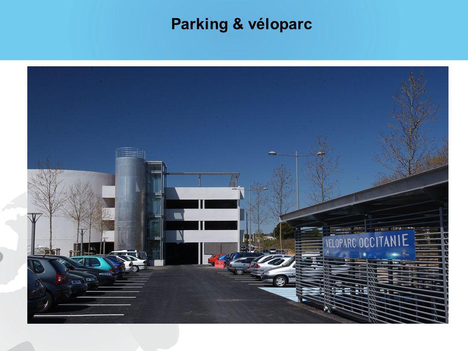 Parking & véloparc