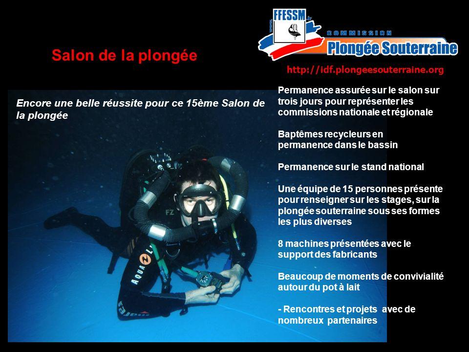 http://idf.plongeesouterraine.org Ventral, dorsal, il y en avait pour tous les goûts .