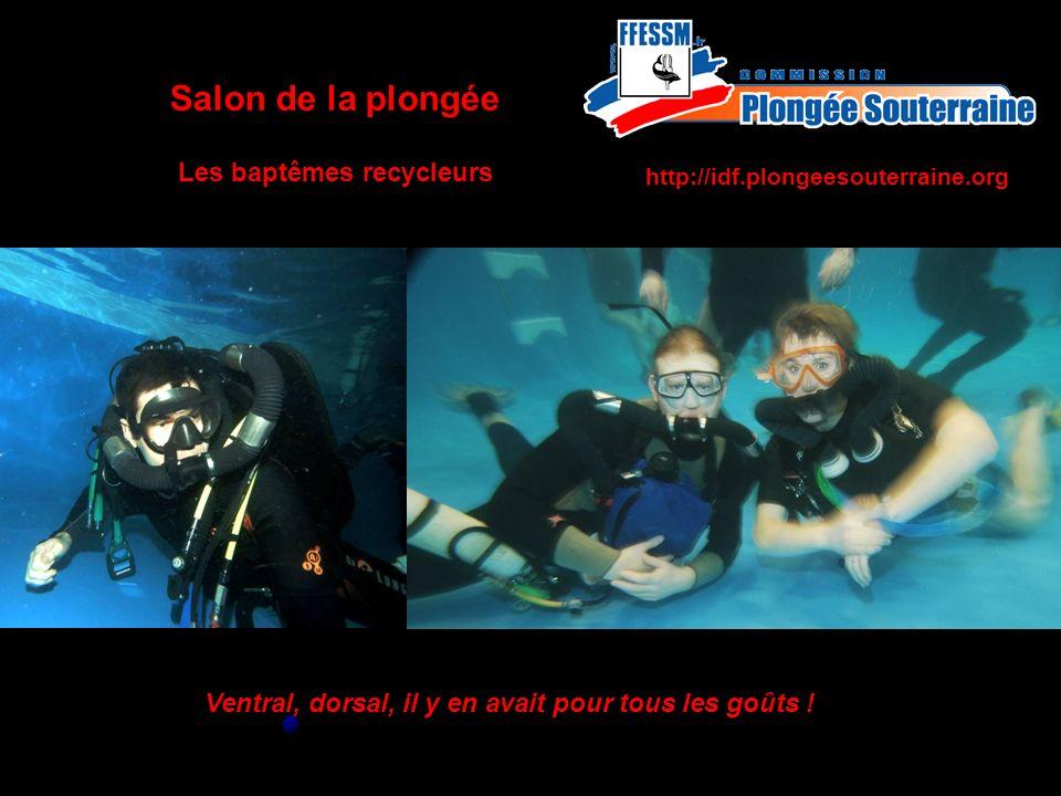 http://idf.plongeesouterraine.org Salon de la plongée Loccasion déchanger avec tous les acteurs du bassin sur les pratiques