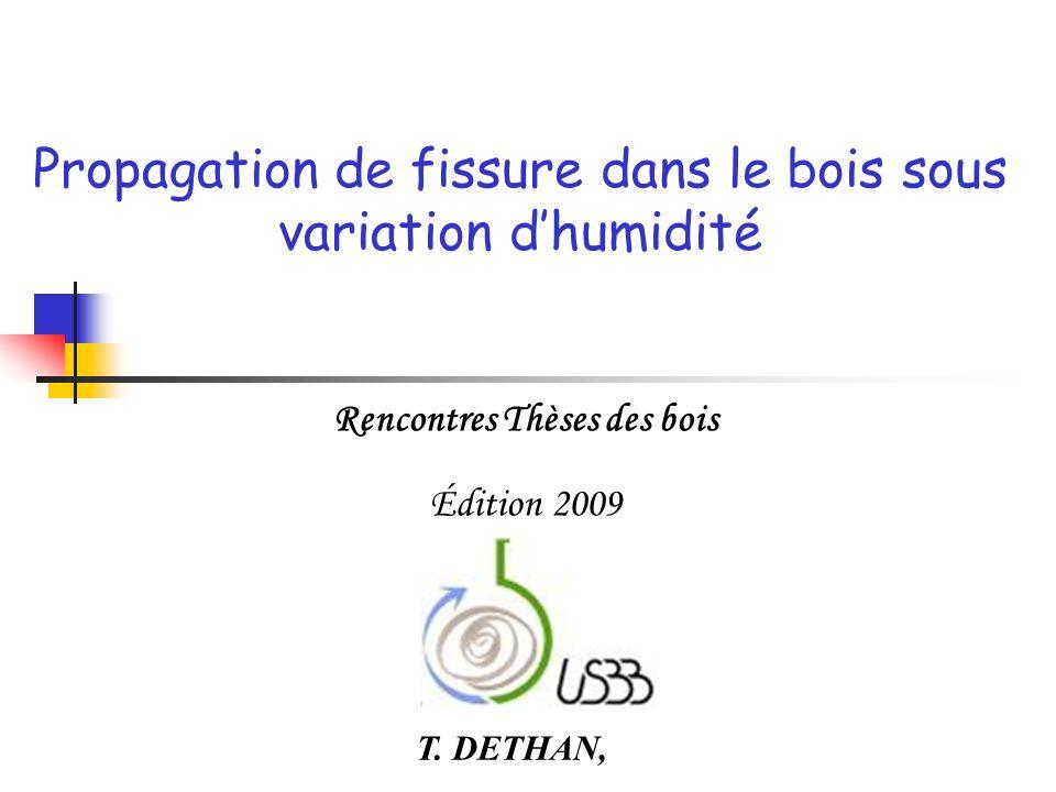 Rencontres Thèses des bois Édition 2009 T.