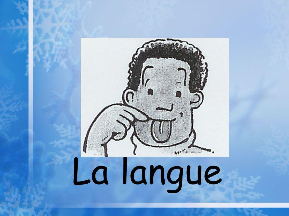 La langue