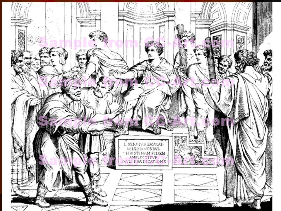 Act 14 v.8-10 A Lystre, se tenait un impotent des pieds, boiteux de naissance.