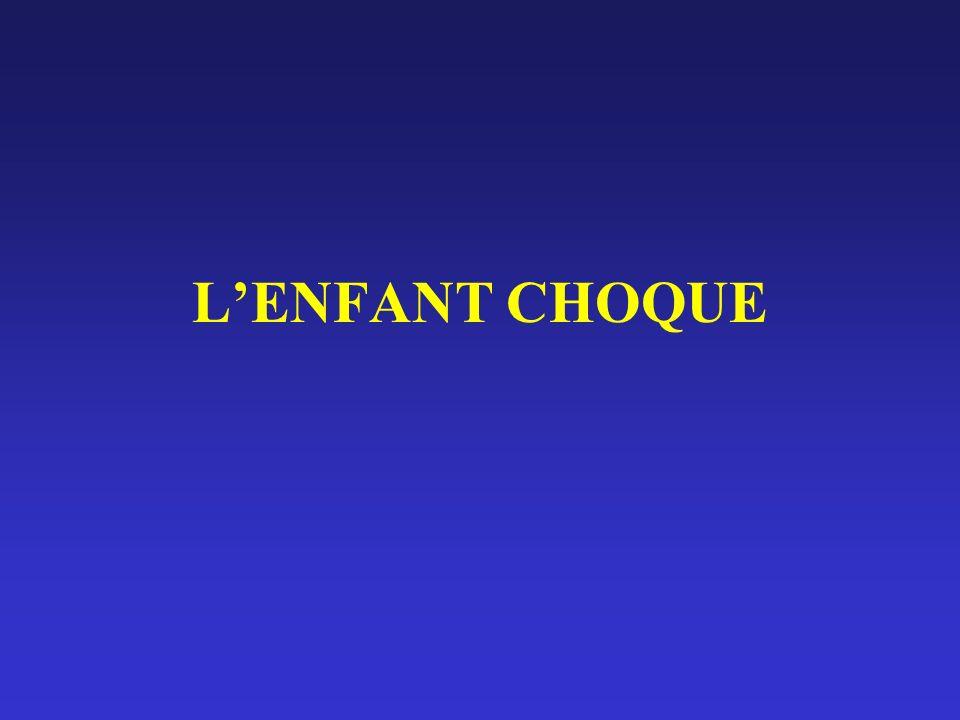LENFANT CHOQUE