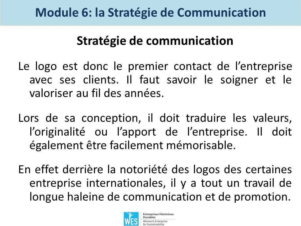 les 3 trois niveaux de la stratégie de com.