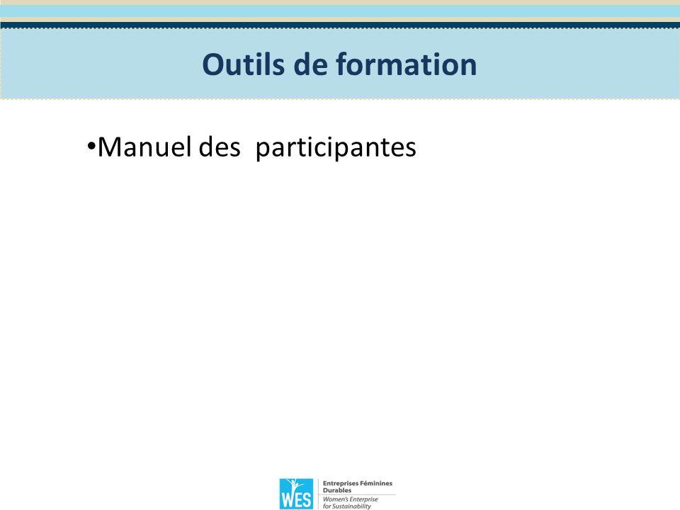 Le programme WES de Formation en Entreprenariat Plan de Formation: Module 14 1.Comment se mettre en réseau.