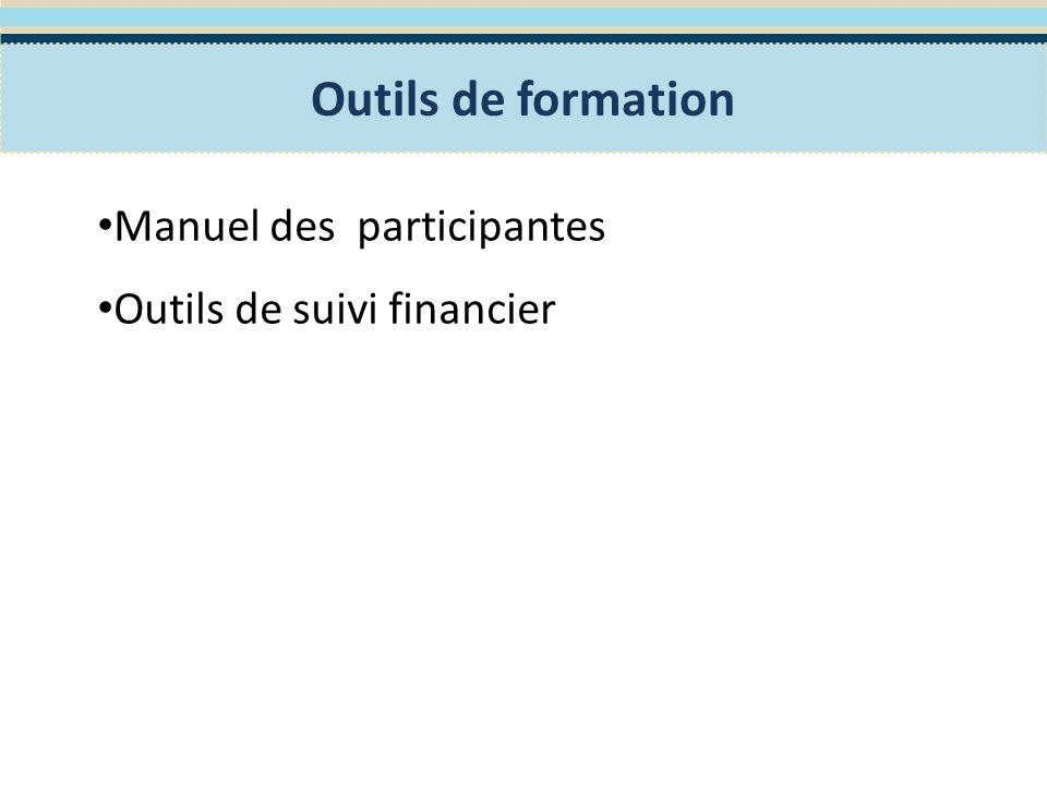 Le programme WES de Formation en Entreprenariat Plan de Formation: Module 4 Quel est le budget de fonctionnement.