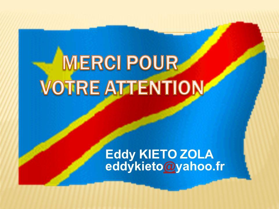 Eddy KIETO ZOLA eddykieto@yahoo.fr@