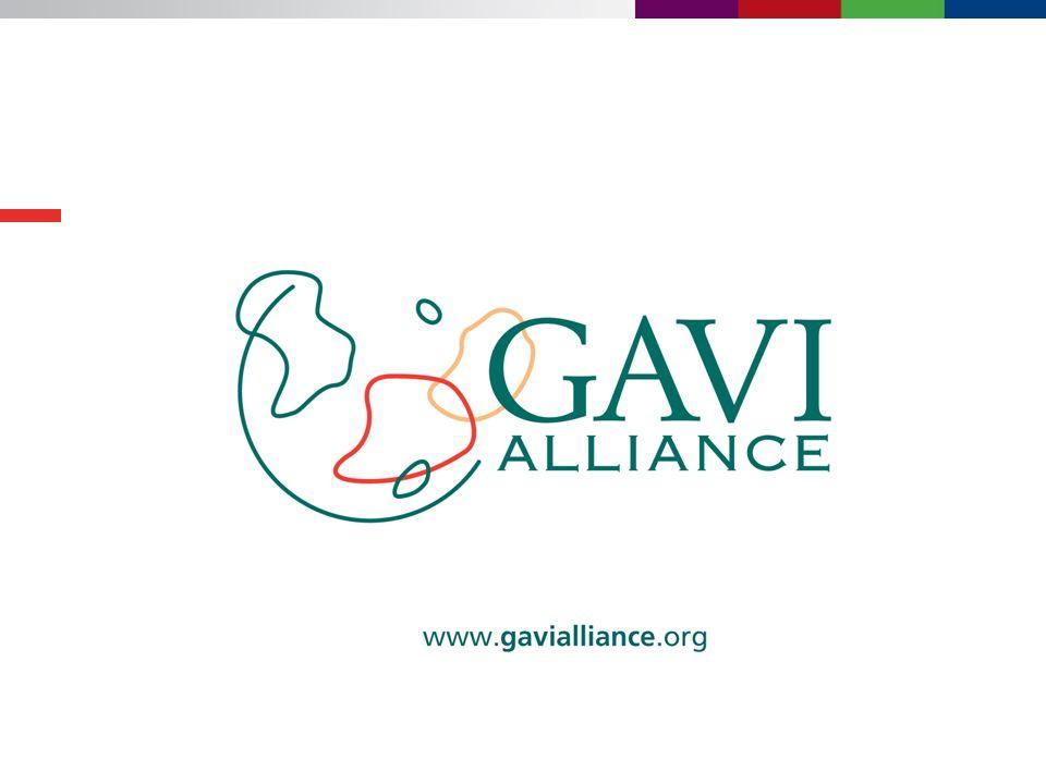 Merci à tous! GAVI Alliance