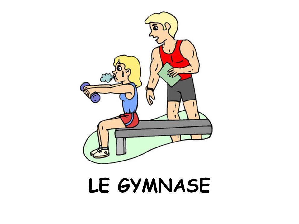 LE GYMNASE