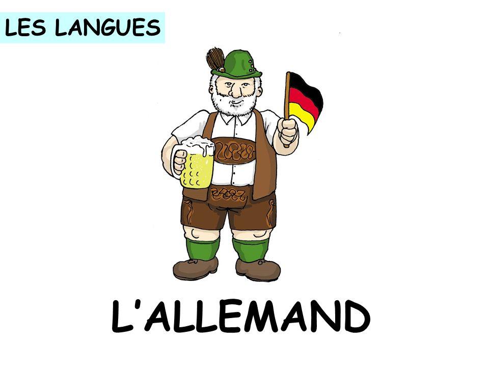 LALLEMAND LES LANGUES