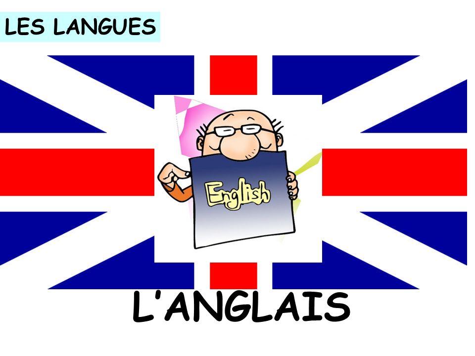 LANGLAIS LES LANGUES