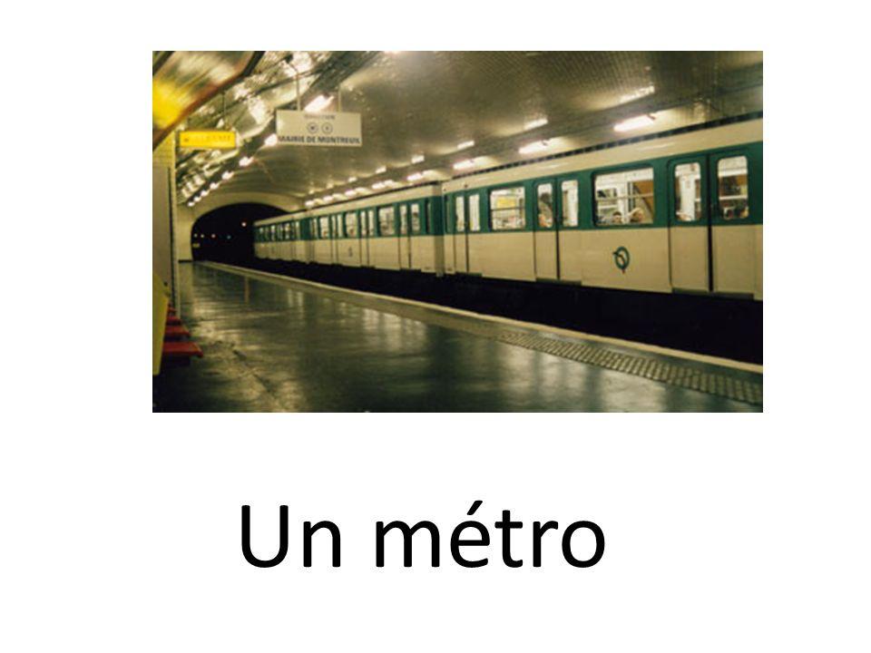 Un métro