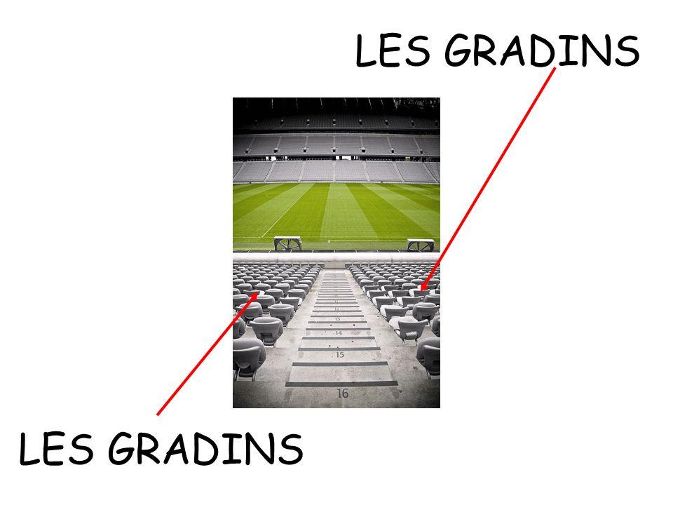 LES GRADINS