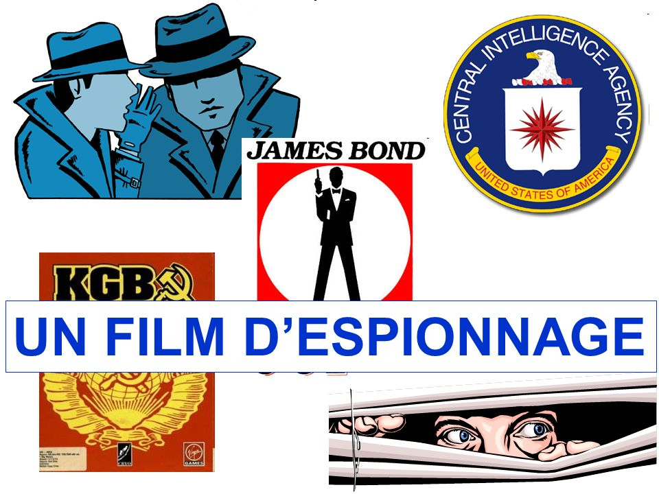 UN FILM DESPIONNAGE