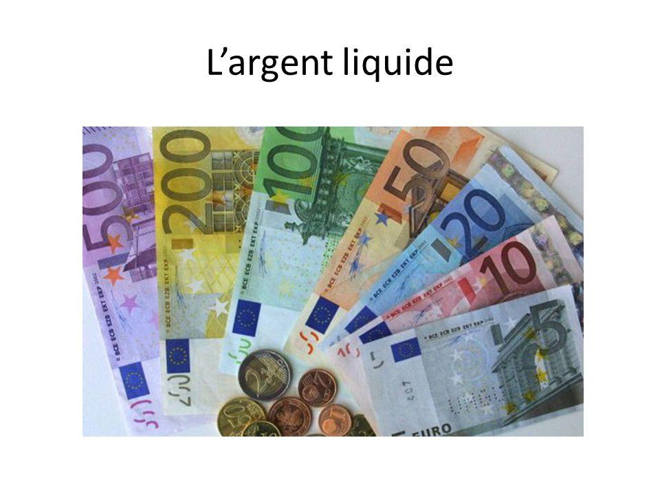 Largent liquide