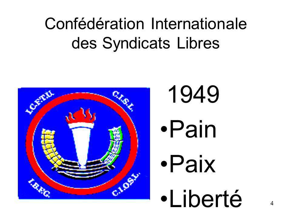 5 Les Organes Directeurs de la C.I.S.L.