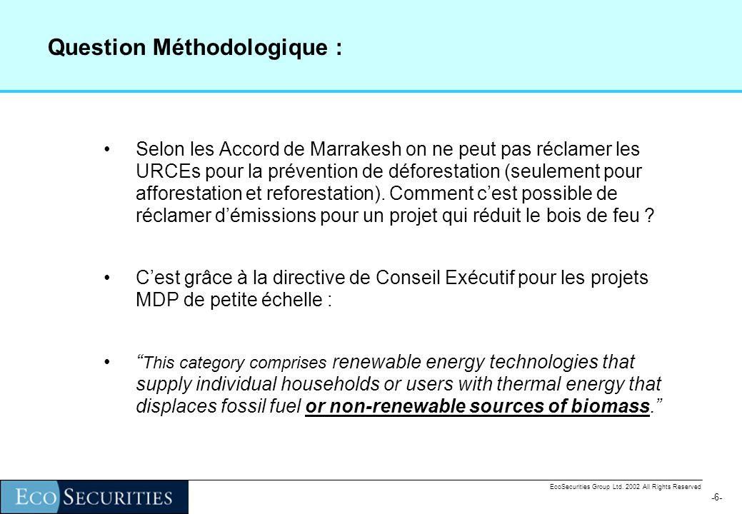 -16- EcoSecurities Group Ltd.