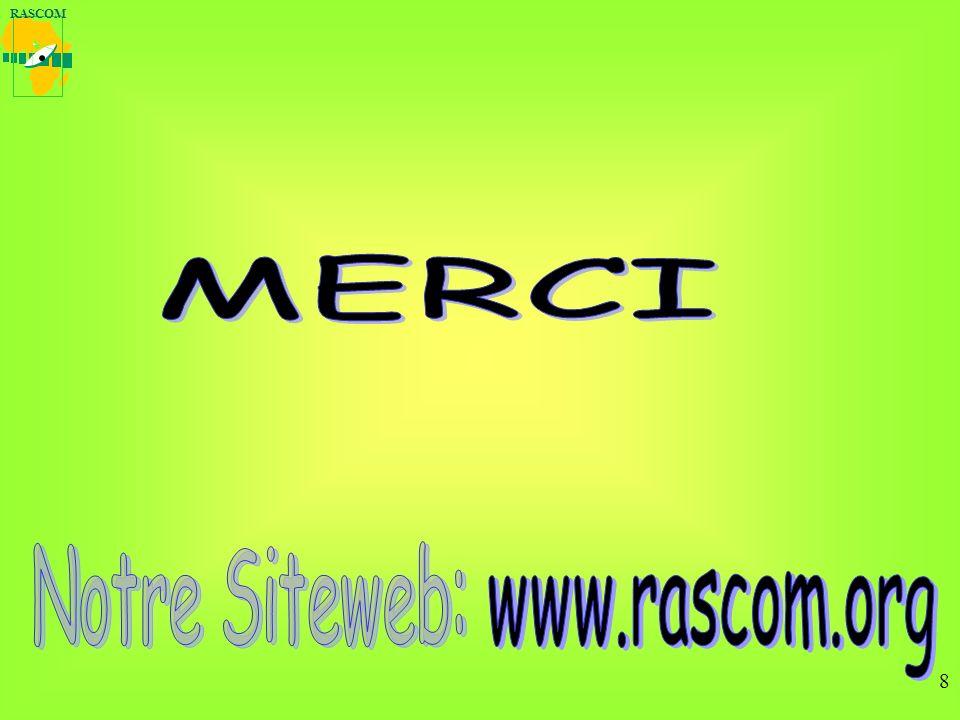 RASCOM 8