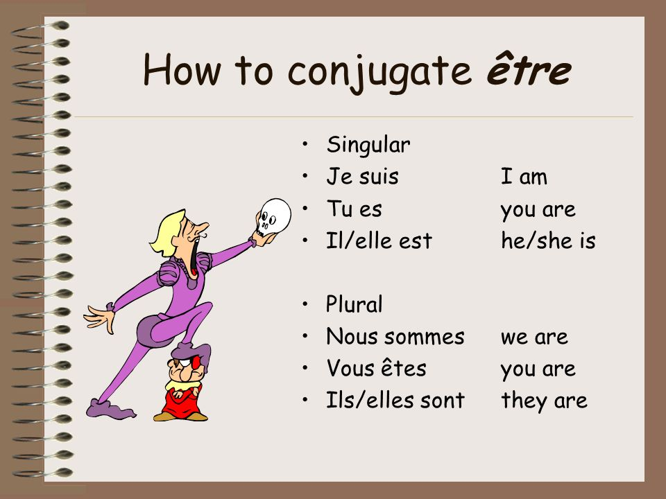 Verbs with être As we have already seen, in the perfect tense most verbs take avoir. However, some take être