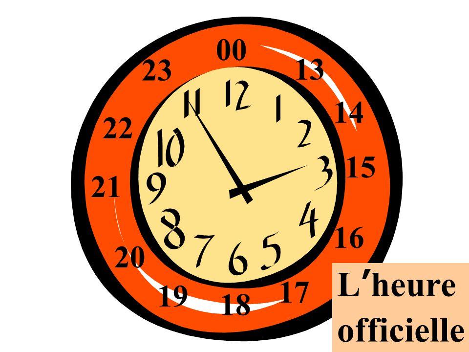 1.10h30 pm 2. 1h45 pm 3. 6h55 pm 4. 3h15 pm 5. 11h35 am 6.
