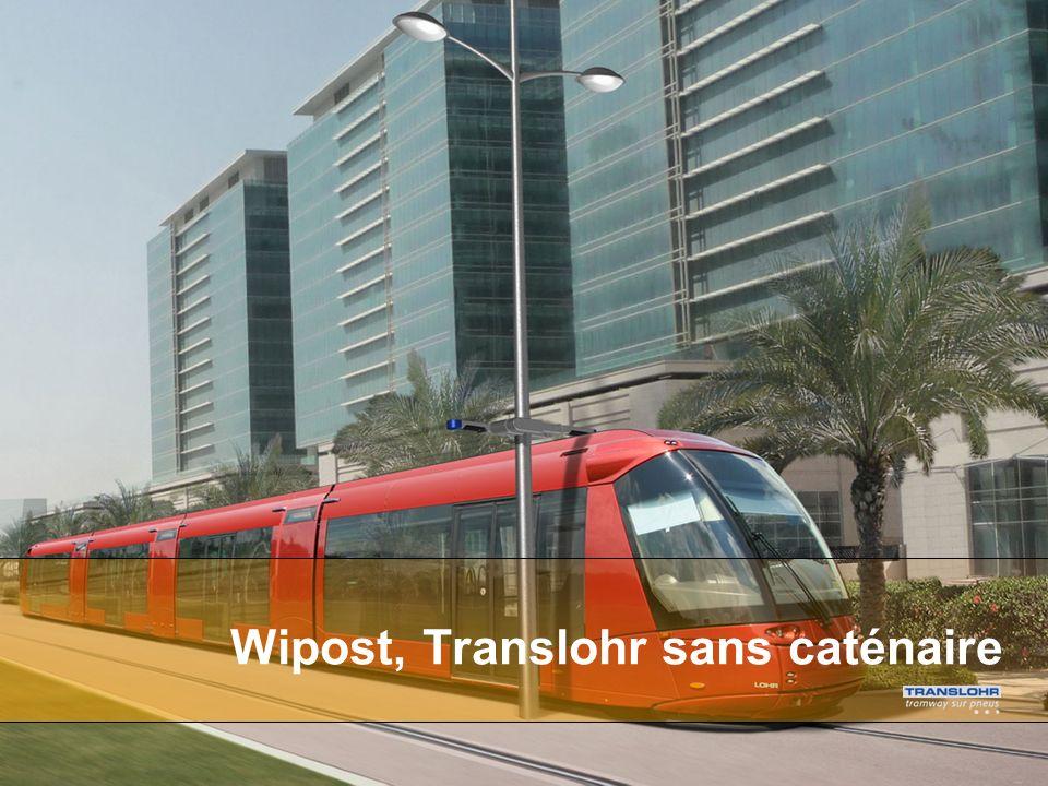 Wipost, Translohr sans caténaire