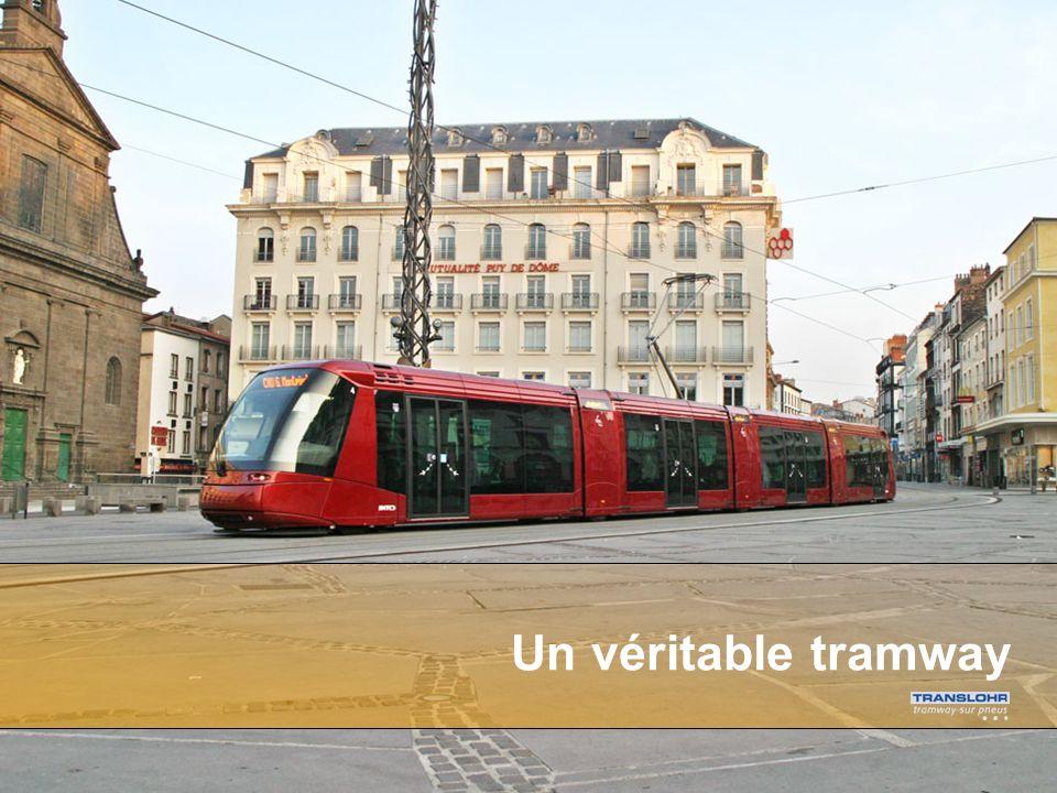 Un véritable tramway