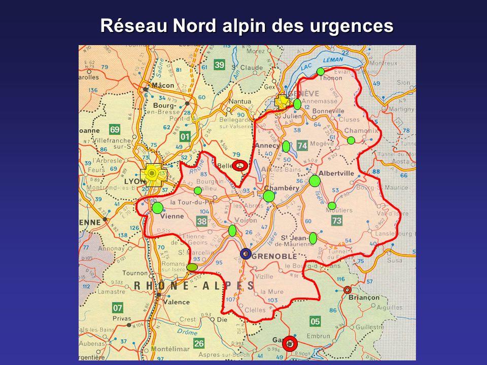Réseau Nord alpin des urgences