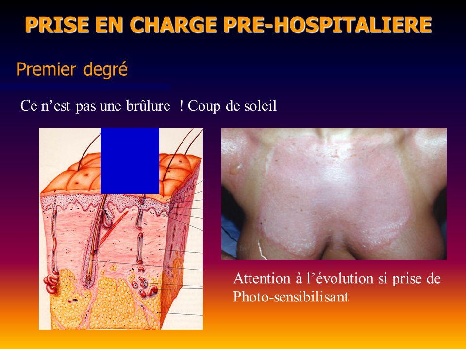 Périnée PRISE EN CHARGE PRE-HOSPITALIERE