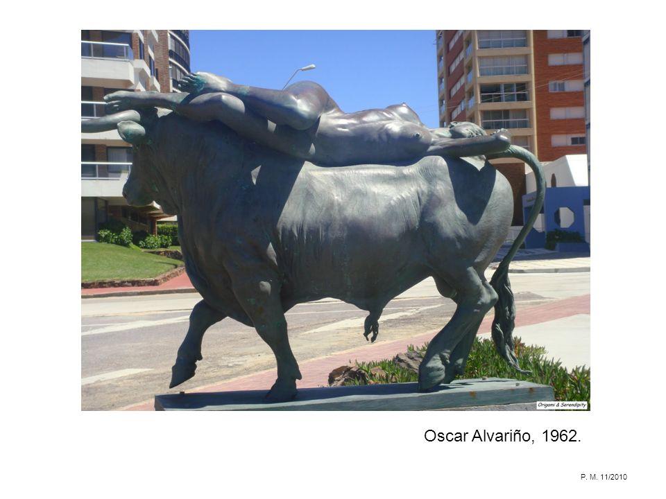 Oscar Alvariño, 1962. P. M. 11/2010