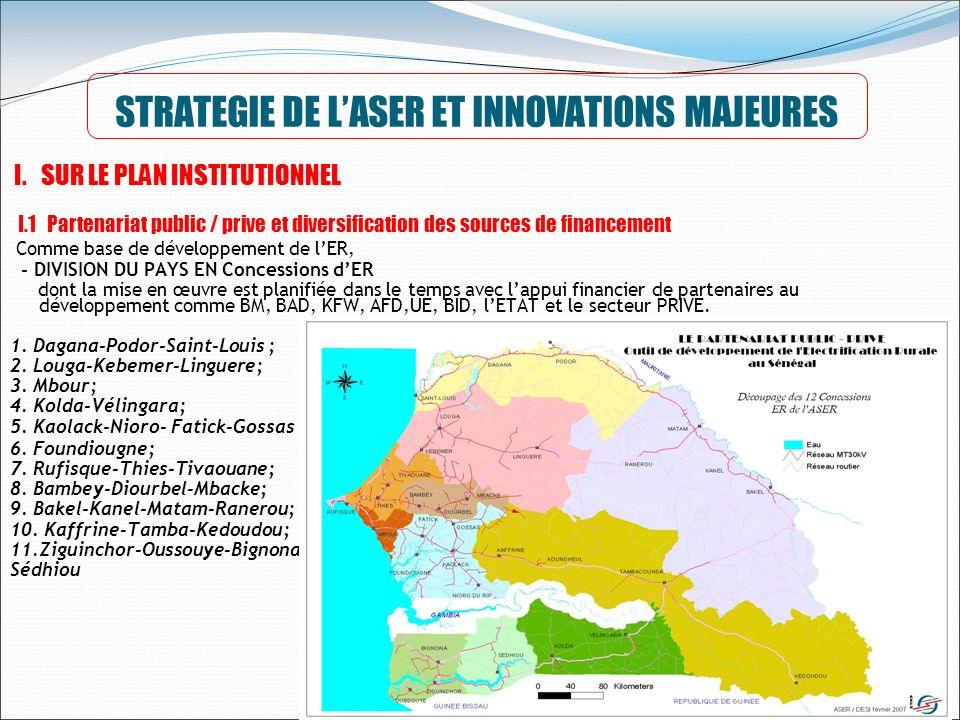 19 Situation en 2007 Situation escomptée en 2012: Amélioration réseau de transport PROGRAMME DURGENCE 2008 - 2012 2008 - 2012