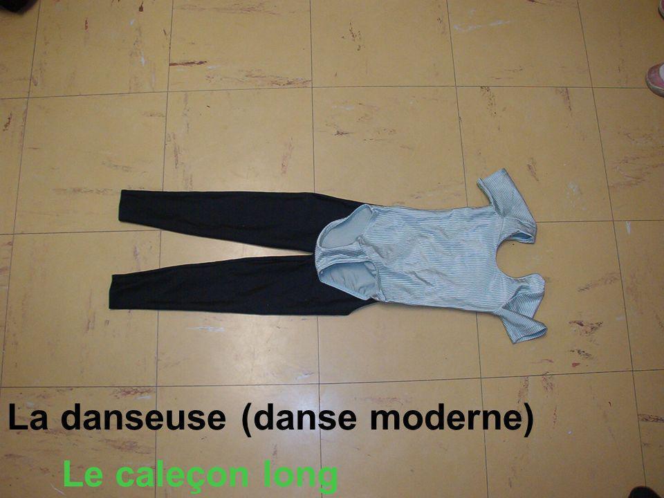Le caleçon long La danseuse (danse moderne)