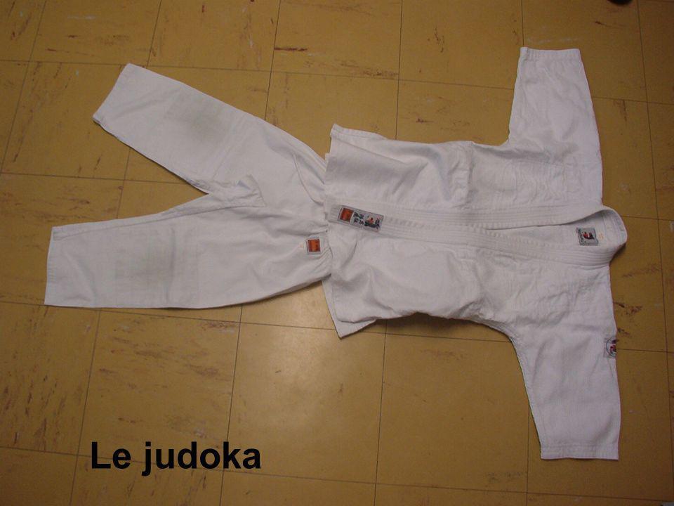 Le judoka