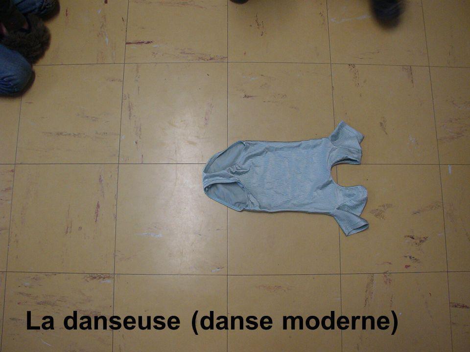 La danseuse (danse moderne)
