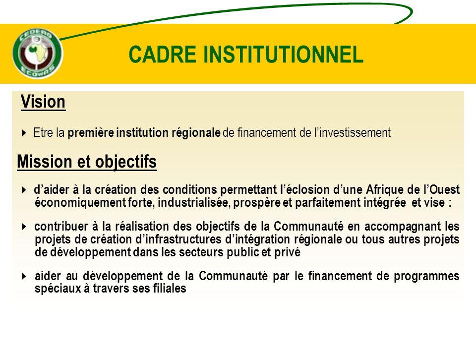 APPROCHE SECTORIELLE Les domaines dactions concerneront les secteurs ci-après : - les infrastructures ; - le développement rural ; - lindustrie et le commerce ; - le secteur social ; - la micro finance.