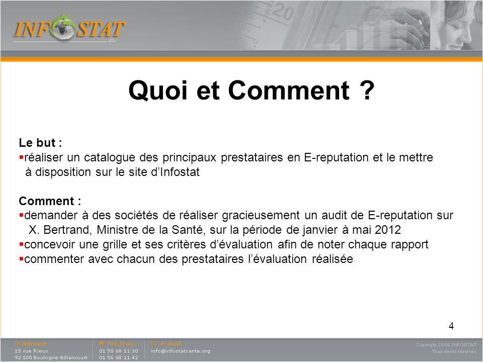 4 Quoi et Comment .