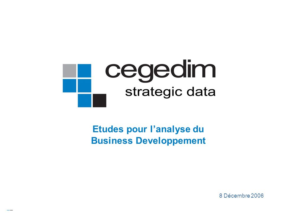 CEGEDIM © copyright 2006 – this document should not be distributed without CEGEDIM authorisation PROFILS PATIENTS : CO-MORBIDITES et Facteurs de Risque Connaitre la maladie France, année 2005, MG diagnoses and symptoms pre-coded to symplify the collect of information for the physicians.