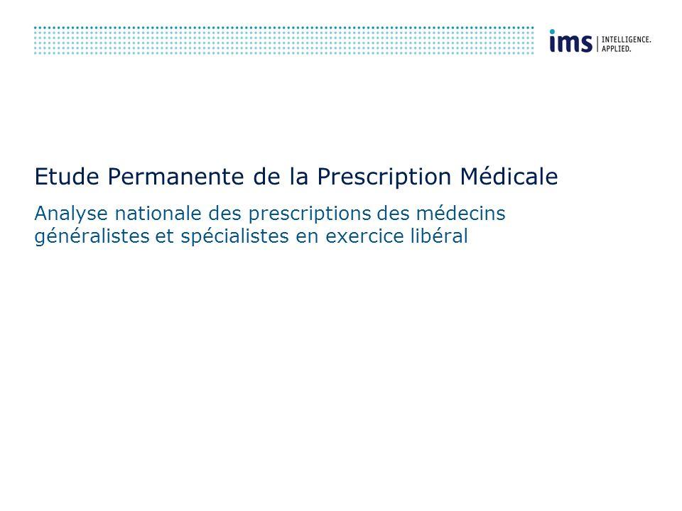 24 Pharmastat: un réseau de pharmacies Une couverture complète des prescripteurs Un réseau homogène sur la France Un réel partenariat fondé sur un retour dinformations personnalisées / pharmacie