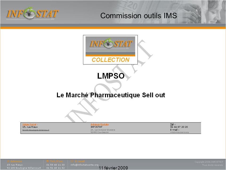Commission outils IMS 11 février 2009