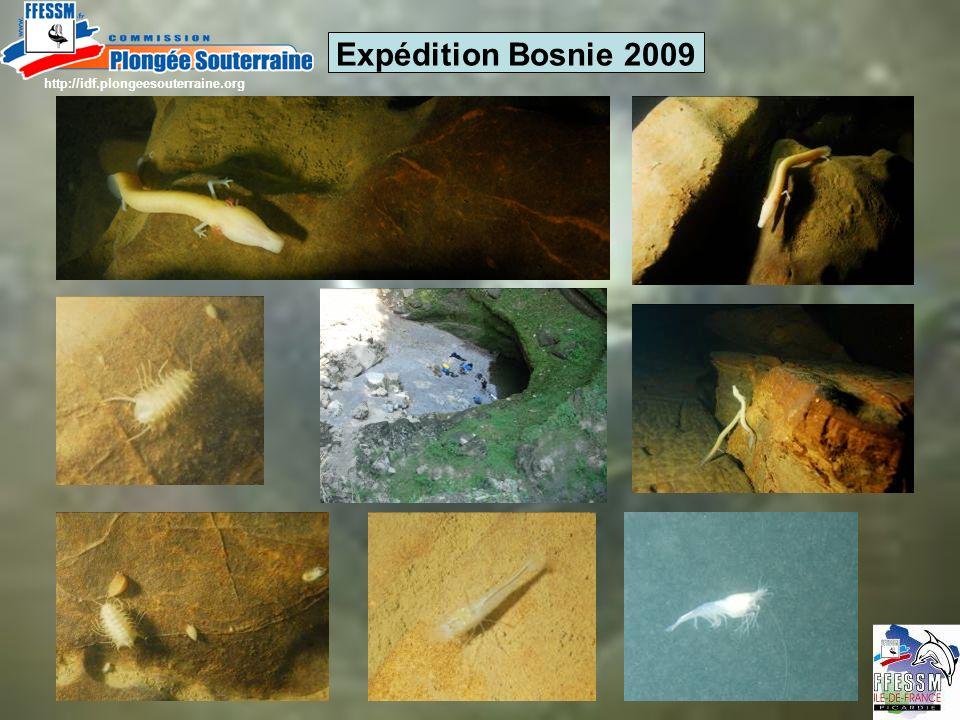 Expédition Bosnie 2009