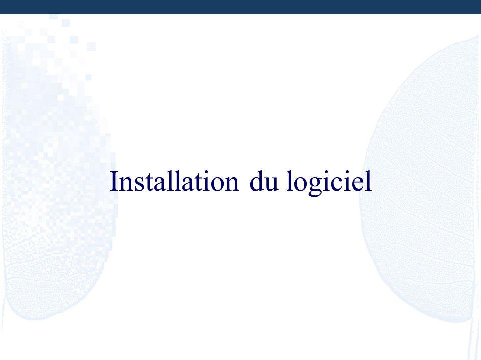 Instructions Lancer le fichier saga6nstall.exe qui se trouve sur votre clé USB.