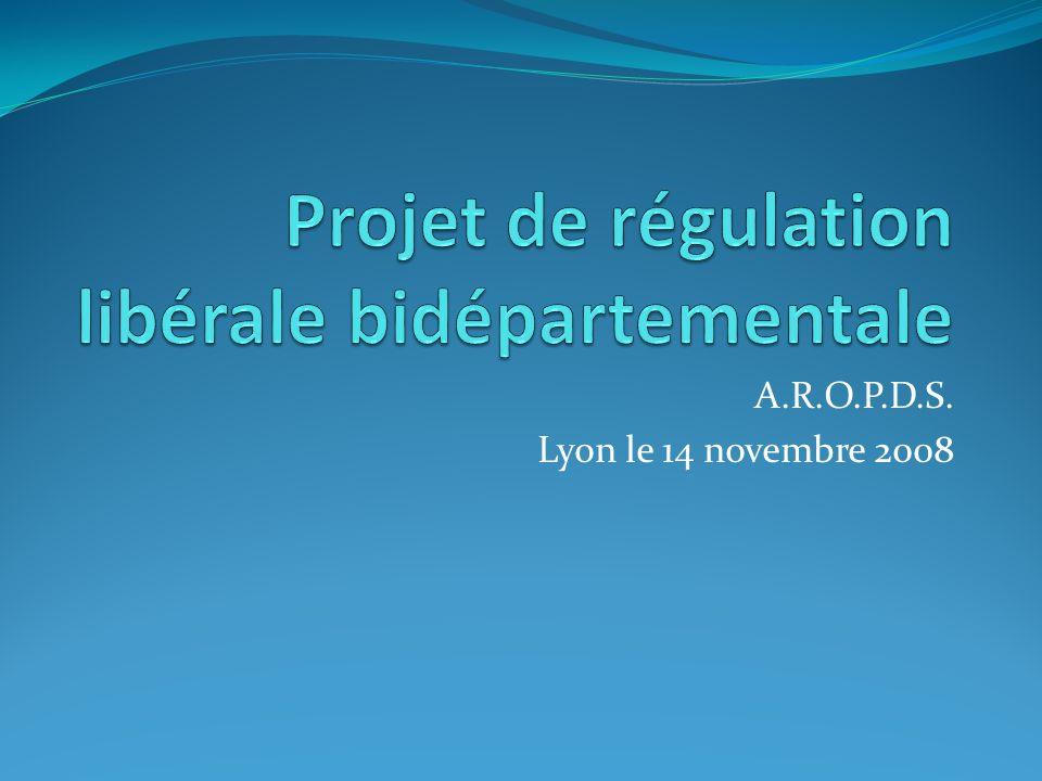 A.R.O.P.D.S. Lyon le 14 novembre 2008